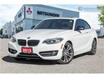 2015 BMW 228i Xdrive Coupe in Mississauga, Ontario