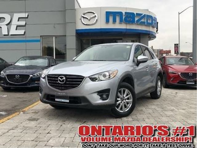 2016 MAZDA CX-5 GS in Toronto, Ontario