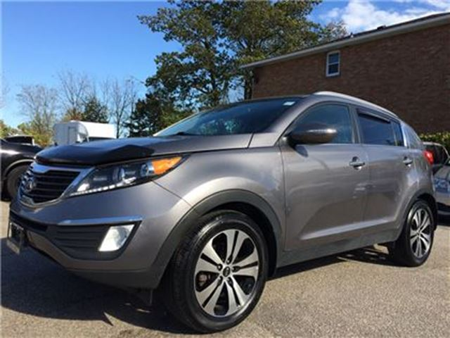 2012 KIA SPORTAGE EX FWD**HEATED SEATS**BLUETOOTH**XM RADIO** in Mississauga, Ontario