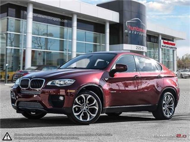 2013 BMW X6 xDrive35i (A8) in Mississauga, Ontario