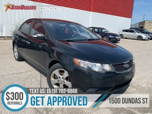 2010 KIA Forte EX   CAR LOANS FOR ALL CREDIT in London, Ontario