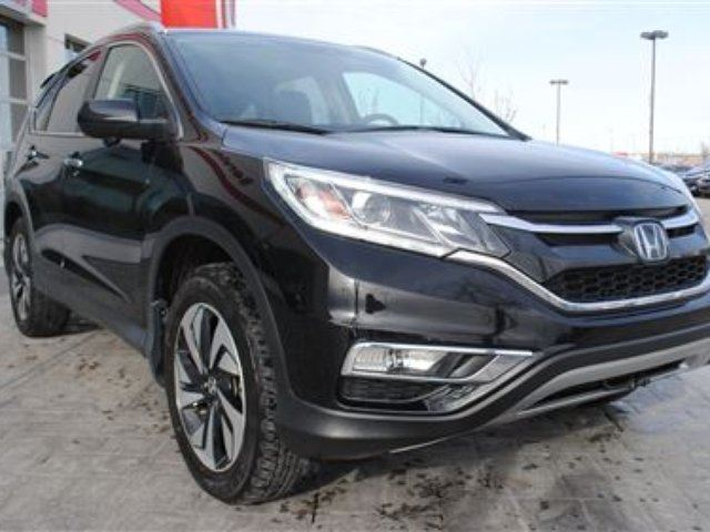 2015 HONDA CR-V Touring *Local Vehicle, One Owner* in Airdrie, Alberta