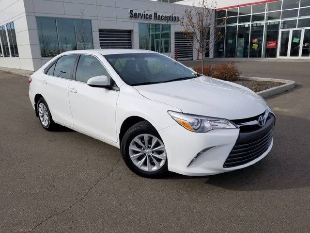2017 TOYOTA CAMRY LE Backup Cam, Bluetooth, Keyless Entry in Edmonton, Alberta