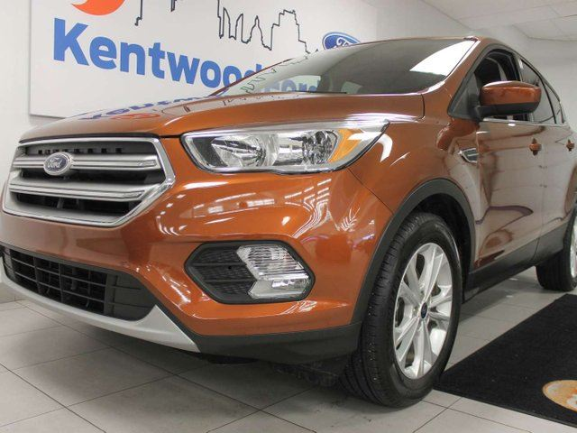2017 FORD ESCAPE SE- heated seats, back up cam and keyless entry. Stay warm this winter. in Edmonton, Alberta