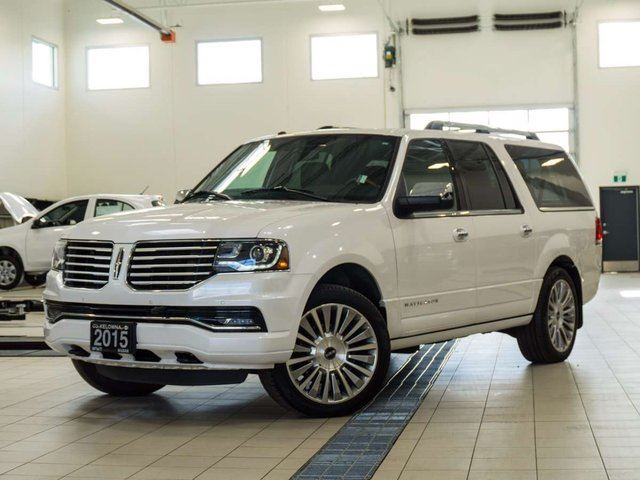 2015 LINCOLN NAVIGATOR 3.5T Long AWD in Kelowna, British Columbia