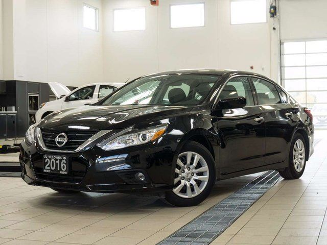 2016 NISSAN ALTIMA 2.5 S CVT in Kelowna, British Columbia