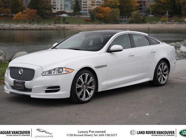 2015 JAGUAR XJ SERIES XJ 3.0L V6 AWD Sport Edition in Vancouver, British Columbia