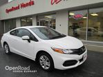 2014 Honda Civic LX in Burnaby, British Columbia