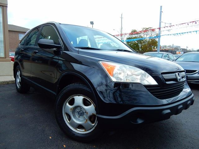 2007 HONDA CR-V LX  AUTOMATIC  LOADED  LOW KM in Kitchener, Ontario