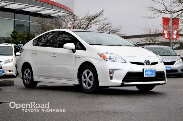 2015 TOYOTA PRIUS           in Richmond, British Columbia