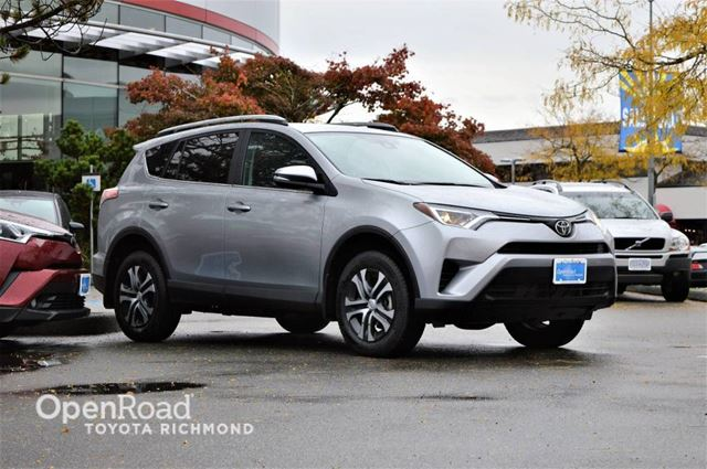 2017 TOYOTA RAV4 LE in Richmond, British Columbia