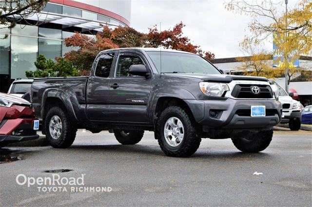 2013 TOYOTA TACOMA           in Richmond, British Columbia