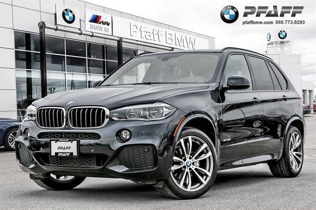 2014 BMW X5 35i in Mississauga, Ontario