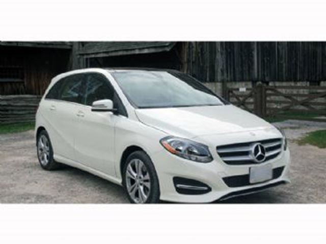 2015 MERCEDES-BENZ B-CLASS B250 Sports Tourer 4MATIC AWD in Mississauga, Ontario