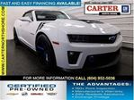 2015 Chevrolet Camaro ZL1 in North Vancouver, British Columbia