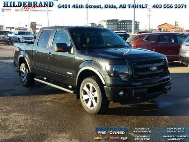2014 FORD F-150 FX4 in Olds, Alberta