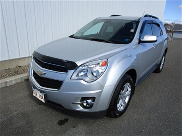 2011 CHEVROLET EQUINOX 2LT in Grand Falls-Grand-Sault, New Brunswick