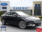 2017 Ford Fusion SE AWD  1-OWNER  ACCIDENT FREE  $205 BIWEEKLY in Waterloo, Ontario