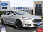 2016 Ford Fusion SE AWD  ACCIDENT FREE  $188 BIWEEKLY in Waterloo, Ontario