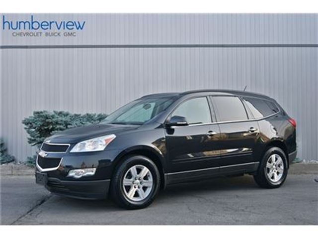 2011 CHEVROLET Traverse - DUAL ROOF REMOTE START HEATED SEATS in Toronto, Ontario