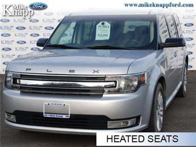 2013 FORD FLEX SEL - Bluetooth -  Heated Seats in Welland, Ontario