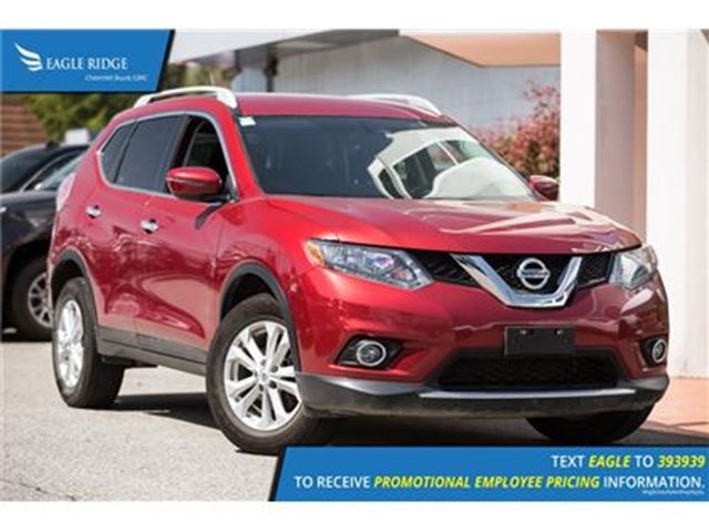2016 NISSAN ROGUE SV in Coquitlam, British Columbia