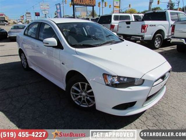 2015 MITSUBISHI LANCER SE   HEATED SEATS   BLUETOOTH in London, Ontario