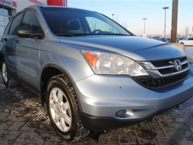 2010 HONDA CR-V LX *No Accidents, One Owner, Local Vehicle* in Airdrie, Alberta