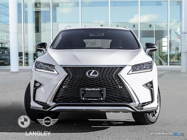 2016 LEXUS RX 350 8A in Langley, British Columbia