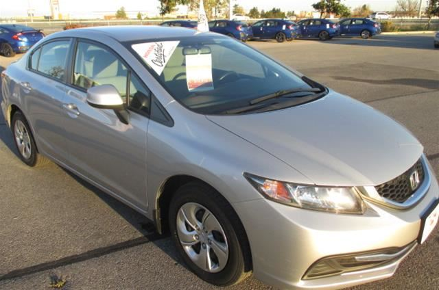 2013 Honda Civic Sedan LX 5AT in Kanata, Ontario