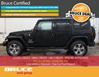 2017 Jeep Wrangler UNLIMITED SAHARA 3.6L 6 CYL AUTOMATIC 4X4 - 4 D in Middleton, Nova Scotia