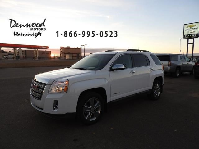 2015 GMC Terrain SLT in Wainwright, Alberta