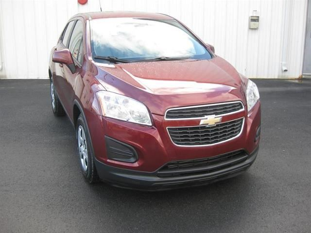 2014 Chevrolet Trax LS in Carbonear, Newfoundland And Labrador