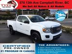 2015 GMC Canyon 4WD in Campbell River, British Columbia