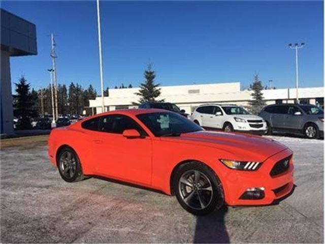 2015 FORD MUSTANG V6 in Wetaskiwin, Alberta