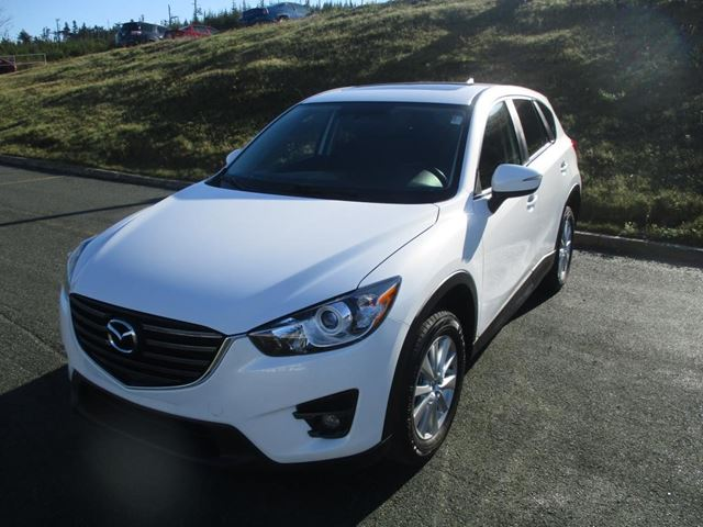 2016 MAZDA CX-5 GS in St John's, Newfoundland And Labrador