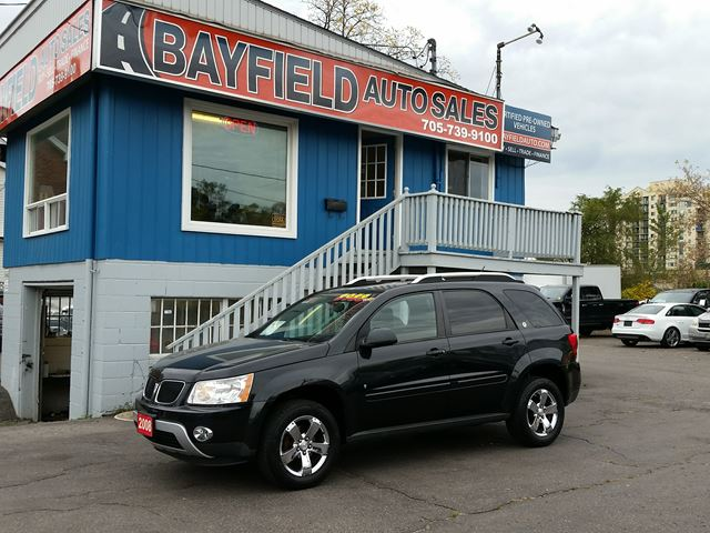 2008 PONTIAC TORRENT AWD **Remote Start/Only 119k!** in Barrie, Ontario