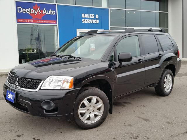 2011 MITSUBISHI ENDEAVOR LS AWC/AWD in Brantford, Ontario