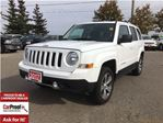 2017 Jeep Patriot HIGH ALTITUDE 4X4** LEATHER**NAVI*SUNROOF in Mississauga, Ontario
