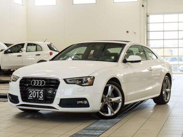 2013 AUDI A5 2.0T S-Line Competition in Kelowna, British Columbia