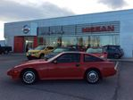 1986 Nissan 300ZX 2Dr Coupe Turbo in Smiths Falls, Ontario