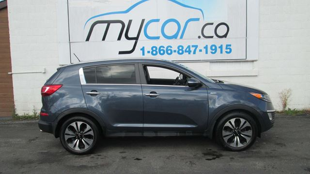 2013 KIA SPORTAGE SX in Kingston, Ontario