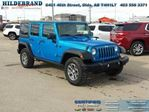 2014 Jeep Wrangler Unlimited Rubicon in Olds, Alberta