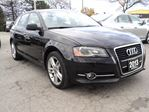 2012 Audi A3 2.0T Progressiv ,LEATHER, PANORAMIC SUNROOF in Oakville, Ontario