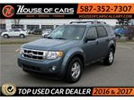 2011 Ford Escape XLT / 4WD / Leather / Bluetooth in Calgary, Alberta