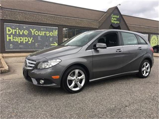 2013 MERCEDES-BENZ B-CLASS 250 Sports Tourer / REVERSE CAMERA / HEATED SEATS in Fonthill, Ontario