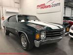 1972 Chevrolet Malibu Chevelle 396 SS Cowl Induction in St George Brant, Ontario