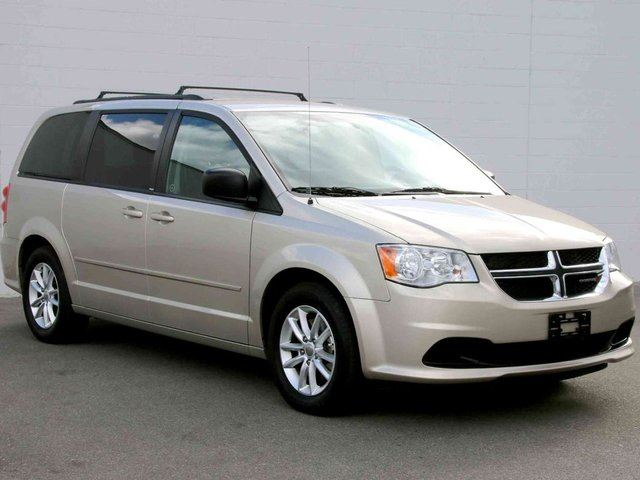 2013 DODGE GRAND CARAVAN SXT DVD Back-Up in Kelowna, British Columbia