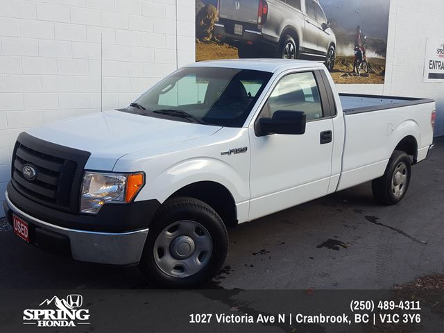 2009 FORD F-150 $112 BI-WEEKLY in Cranbrook, British Columbia
