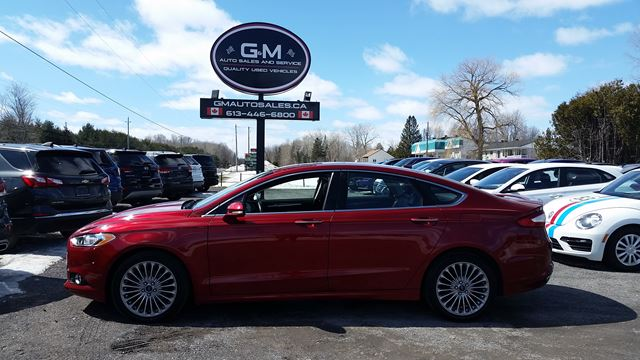 2014 Ford Fusion Titanium for sale